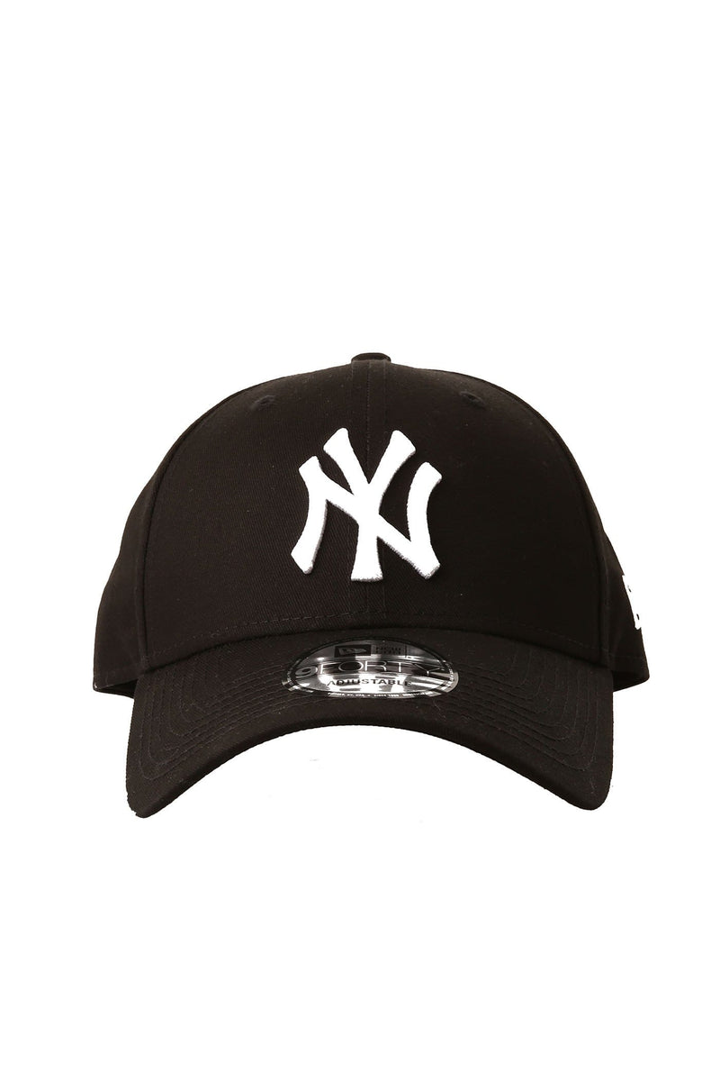 New York Yankees 9FORTY Strapback Black White - Jean Jail a356ccd64f6