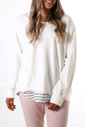 Newhaven Sweater White