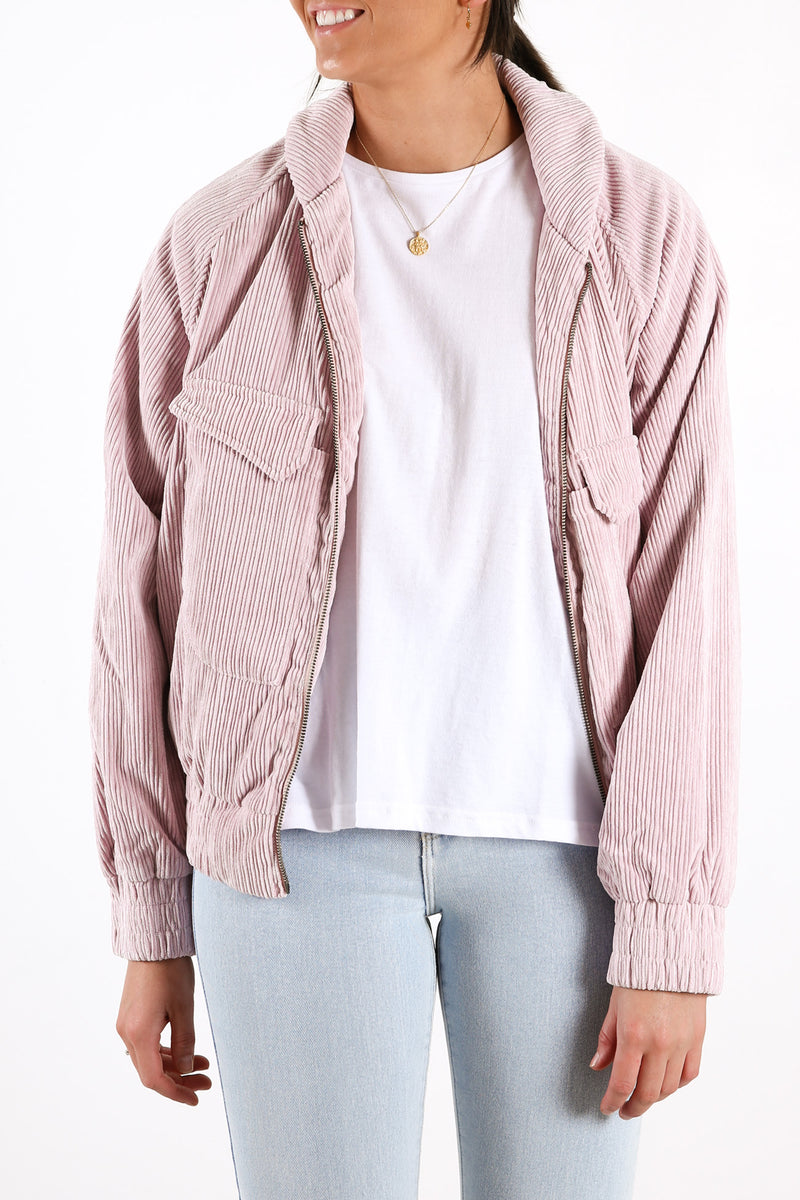 Nightfall Jacket Peachy Keen
