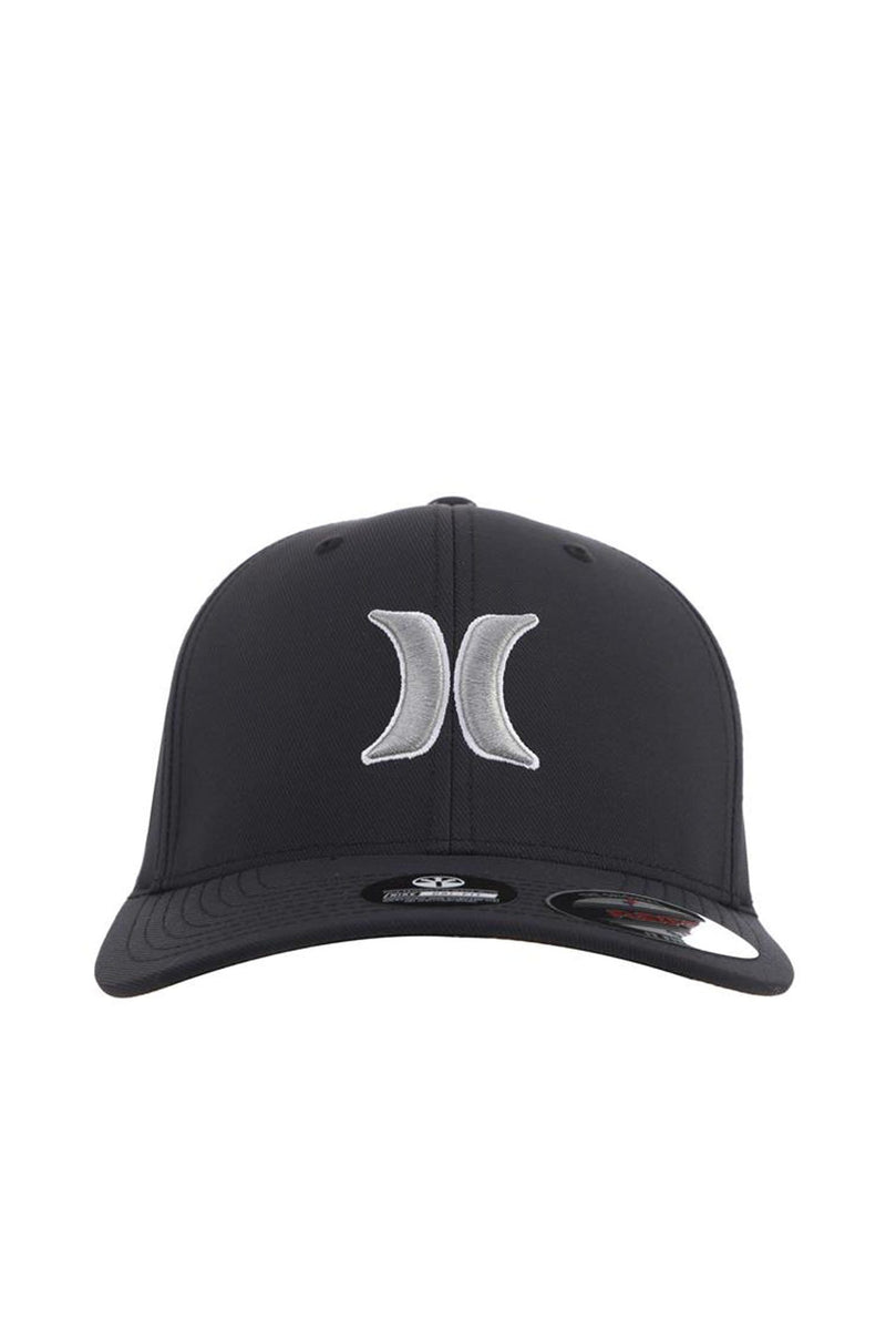 best service 2a9ba 3020f Dri-Fit One   Only 2.0 Hat Black Silver Hurley - Jean Jail