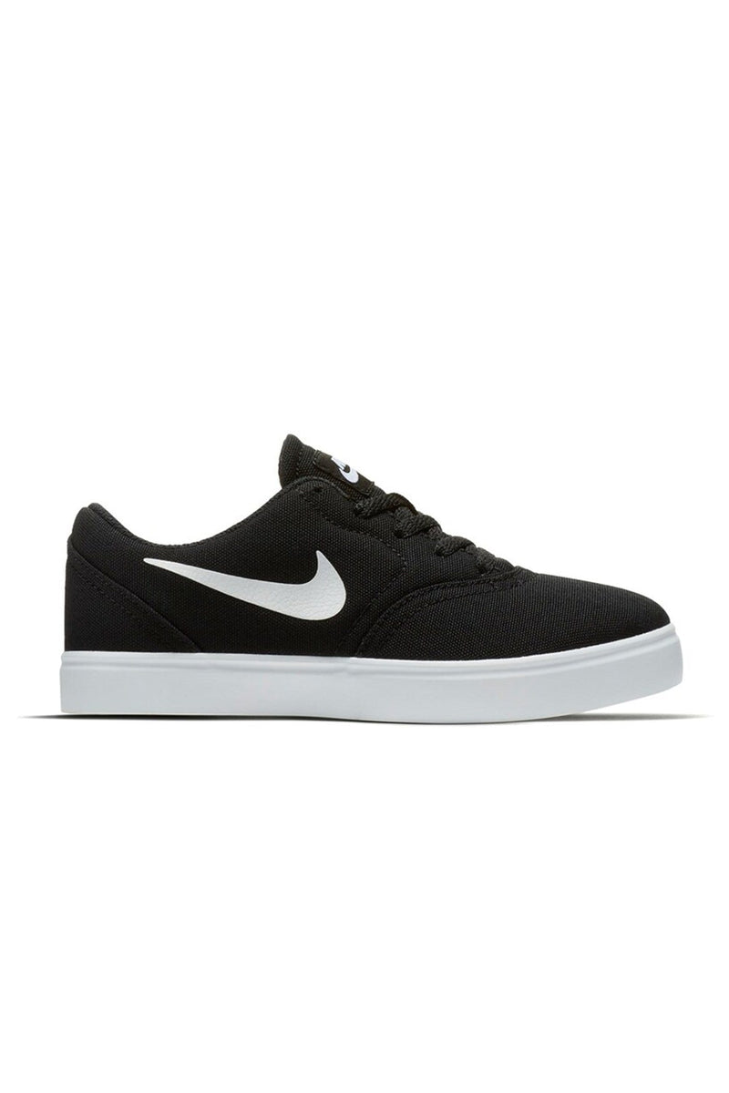 Check Canvas PS Black White Nike SB - Jean Jail