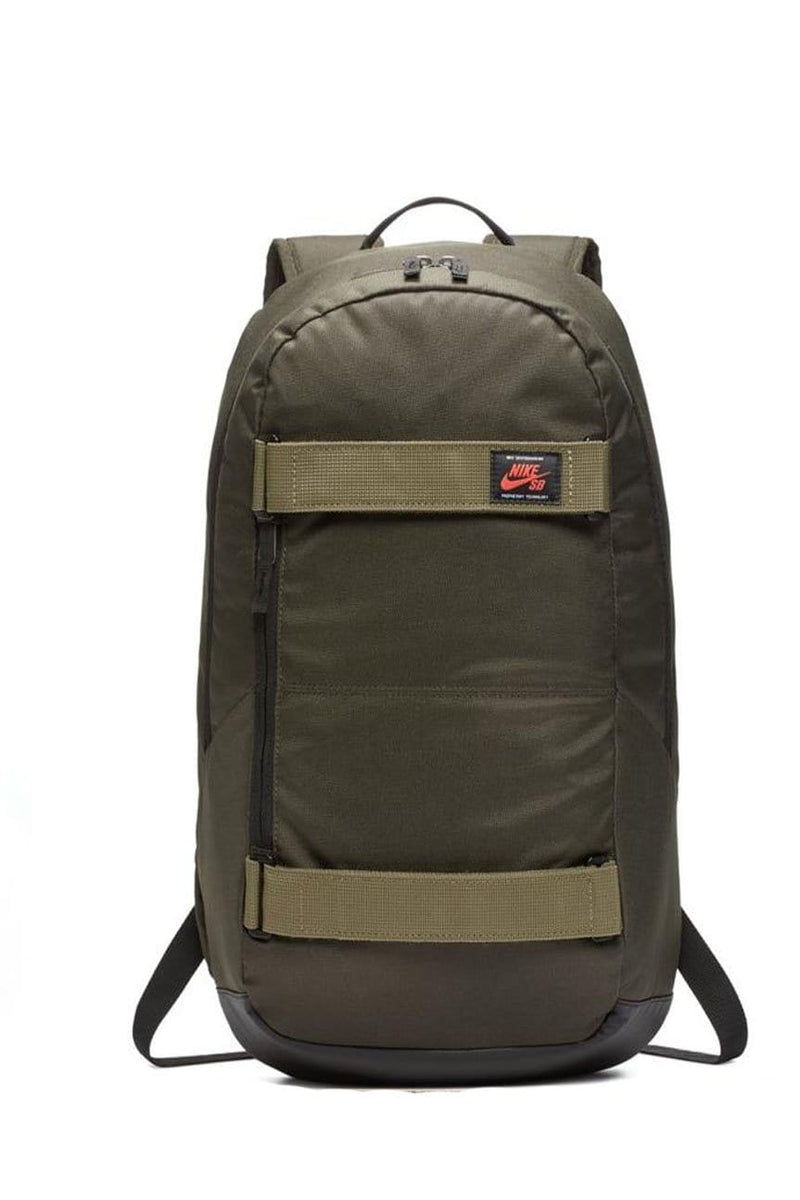 Courthouse Backpack Sequola Medium Olive Ember Nike SB - Jean Jail