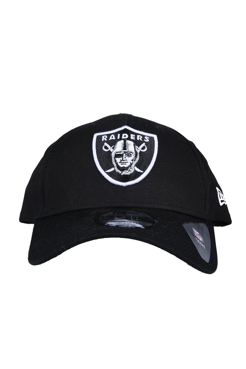 Oakland Raiders 9FORTY Strapback Black White New Era - Jean Jail