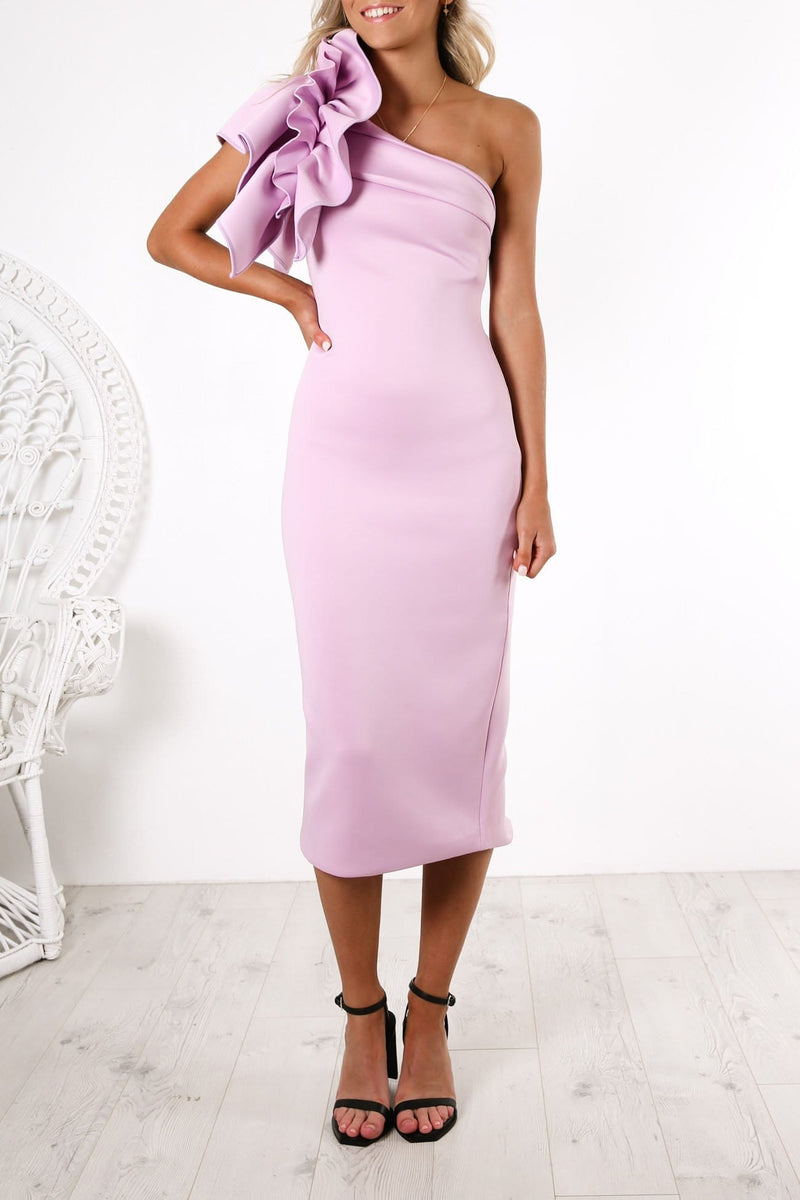 Olivia Dress Lavender