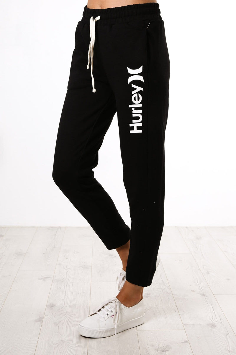 One & Only Fleece Pant Black