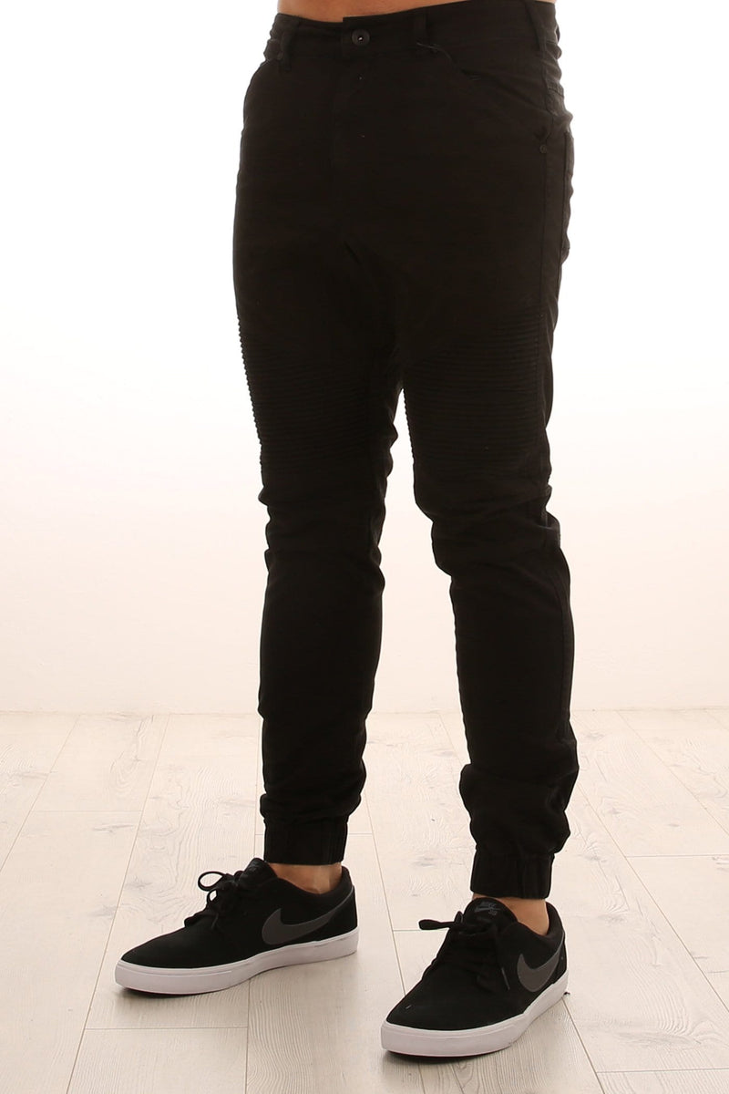 Outlaw Pant Black Silent Theory - Jean Jail