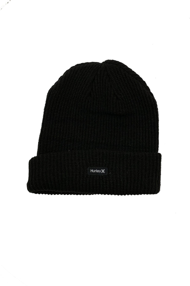Patch Beanie Black Hurley - Jean Jail