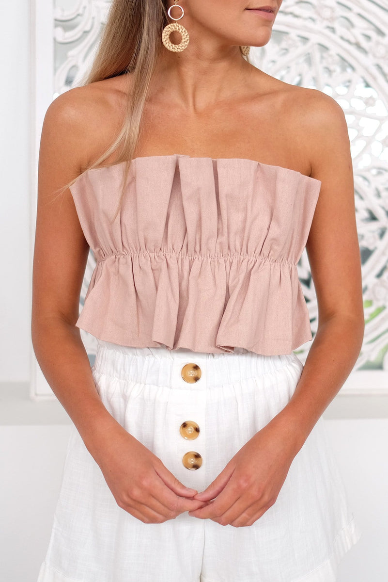 Perrie Top Blush