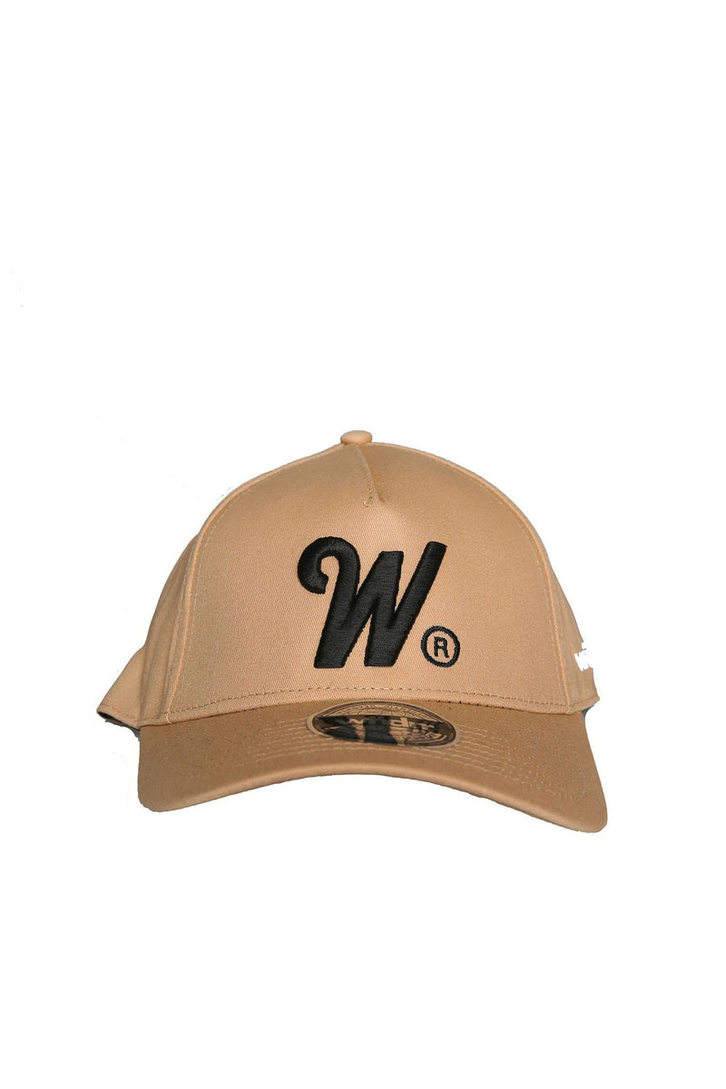 Phillips Snapback Cap Wheat WNDRR - Jean Jail