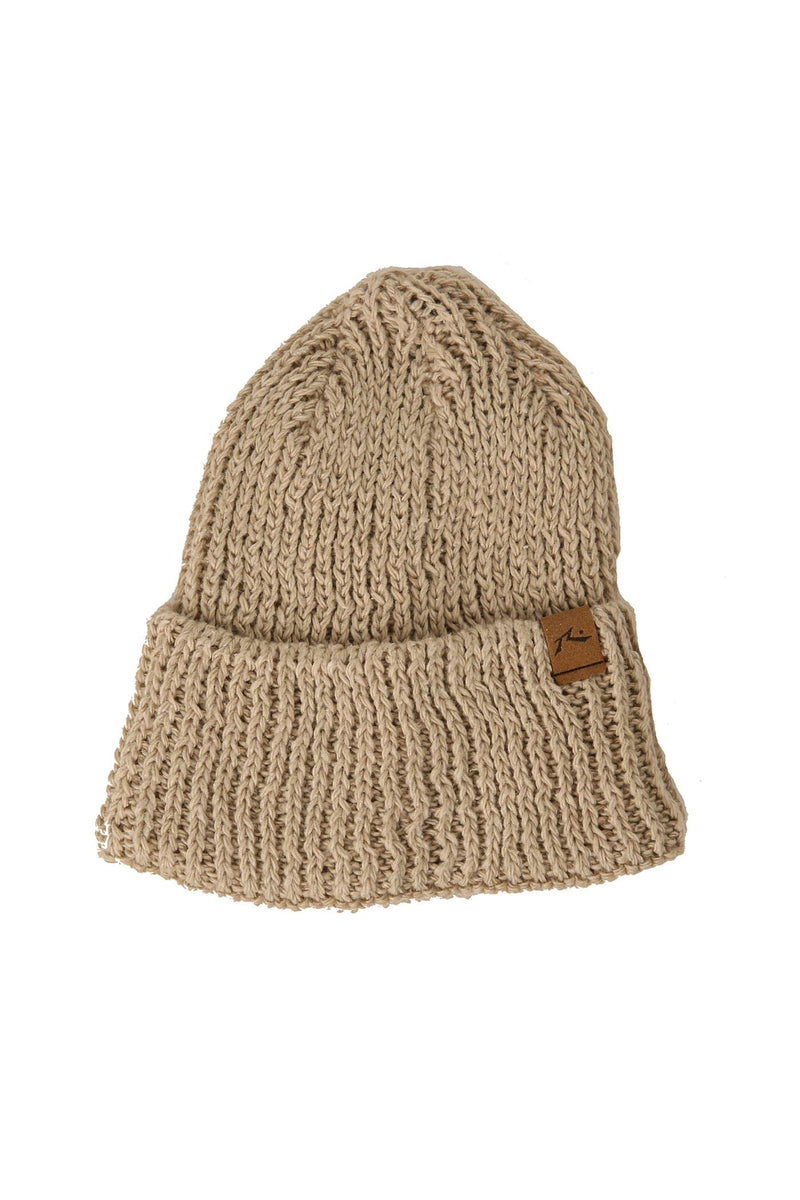 Polly Beanie Feather Grey Rusty - Jean Jail