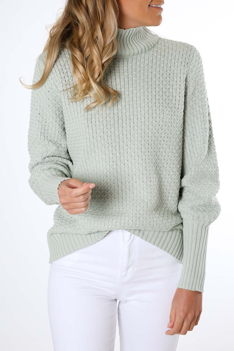 Present Knit Seafoam The Fifth Label - Jean Jail