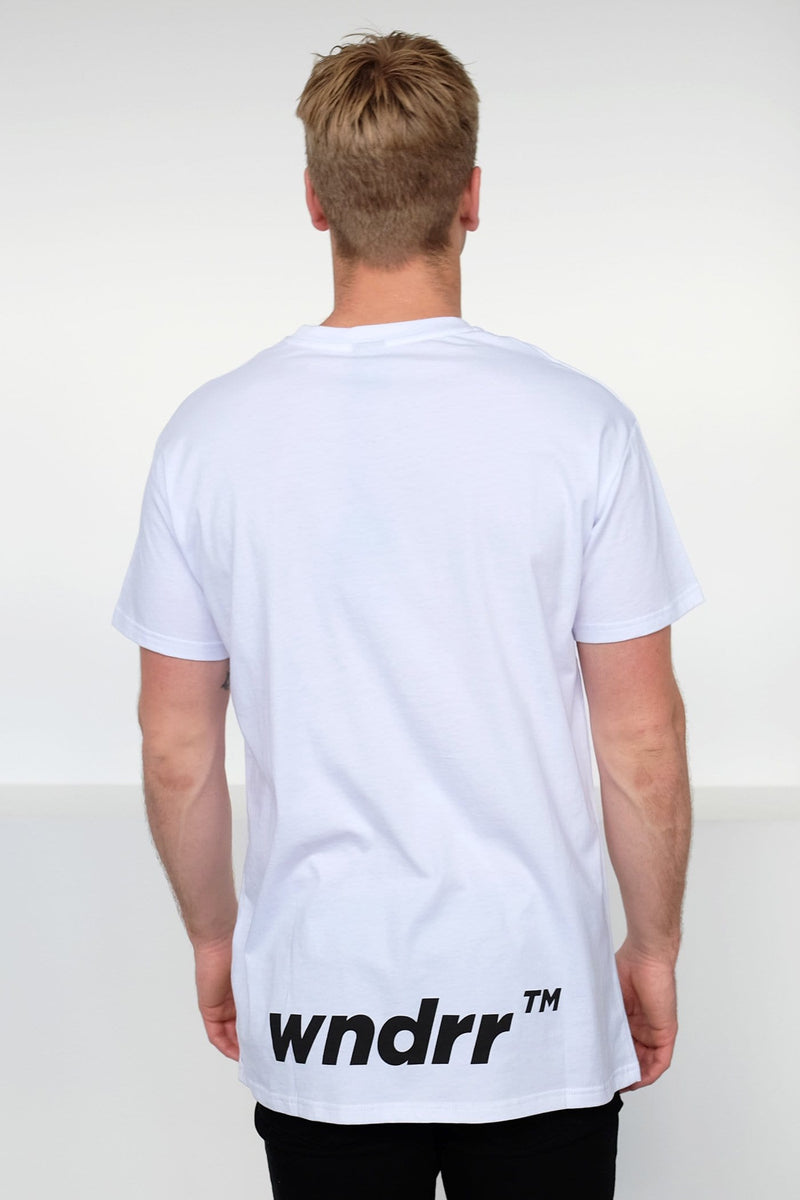 Prophet Custom Fit Tee White