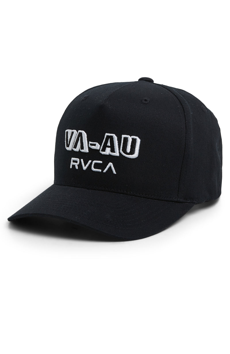 RVCA Shadow Pinched Trucker Black