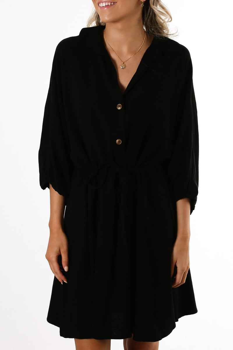 Rainey Dress Black