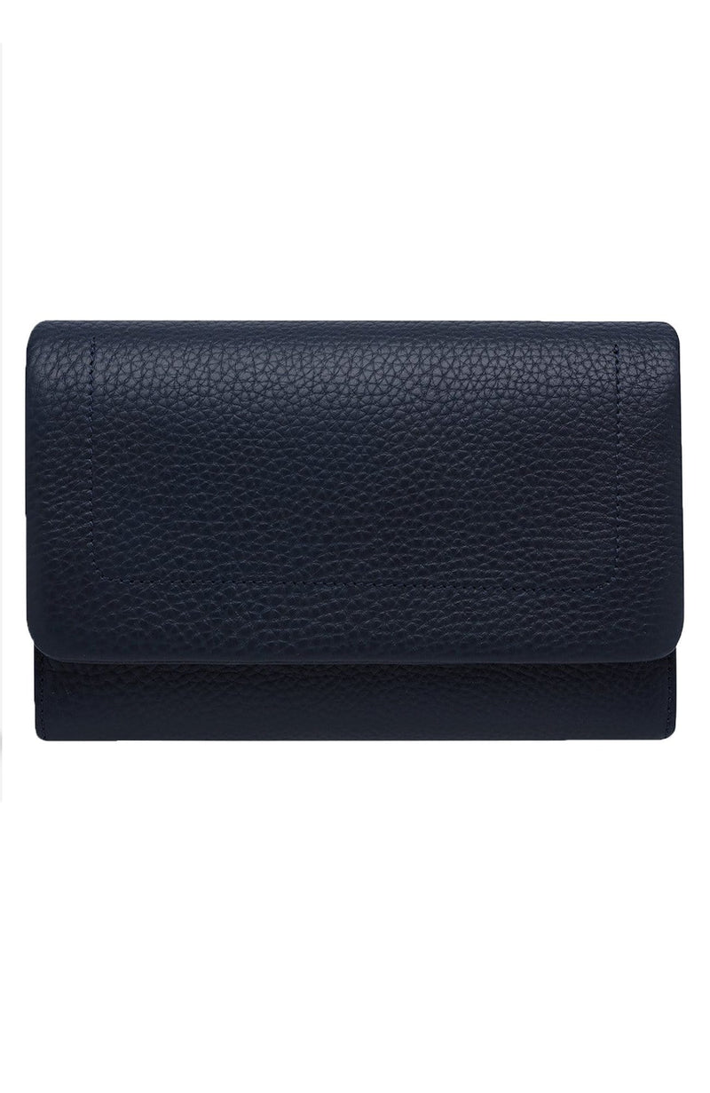 Remnant Wallet Navy Blue