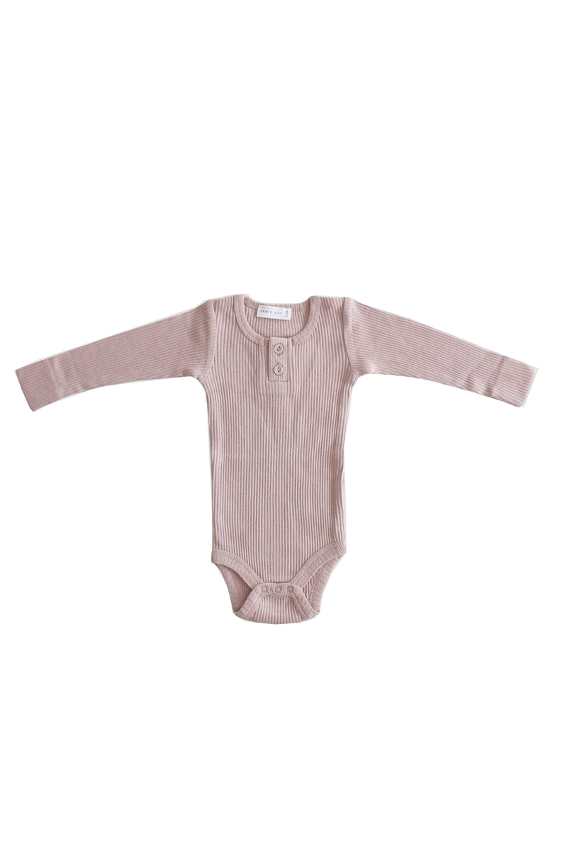 Cotton Modal Bodysuit Bloom