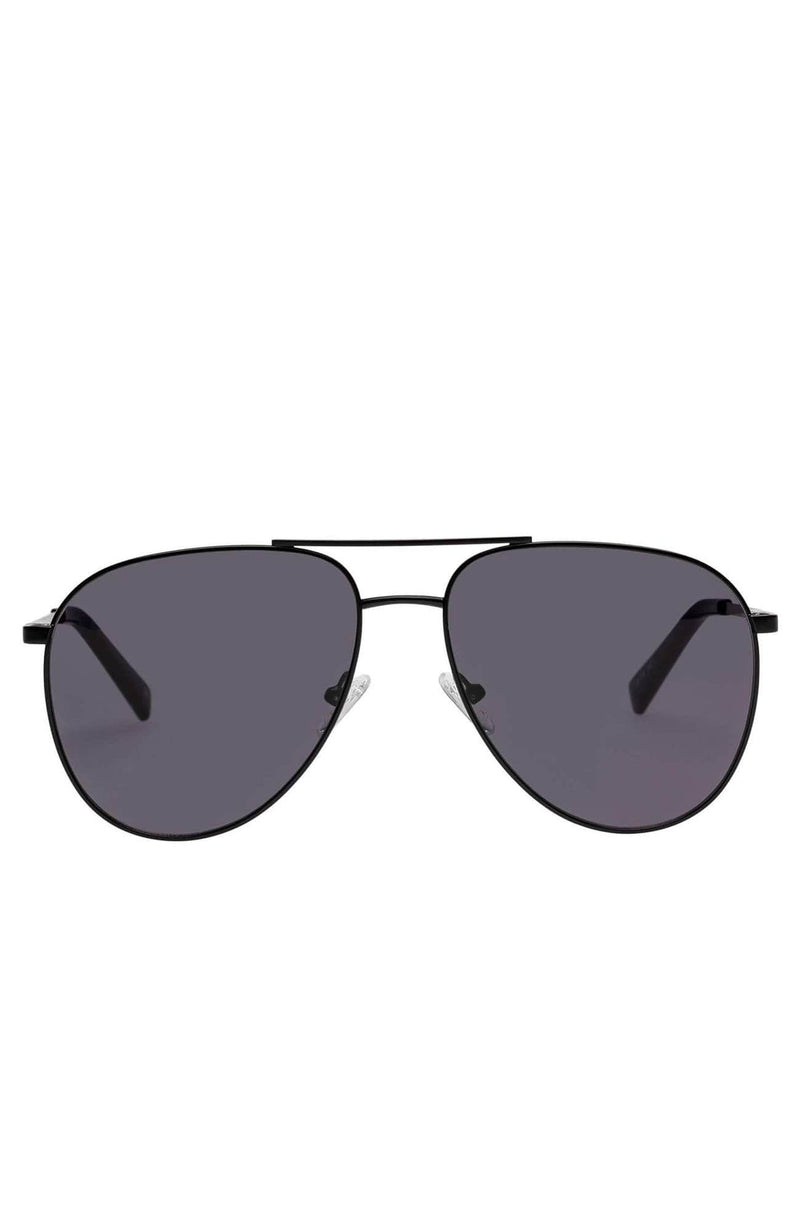 Road Trip Matte Black Le Specs - Jean Jail