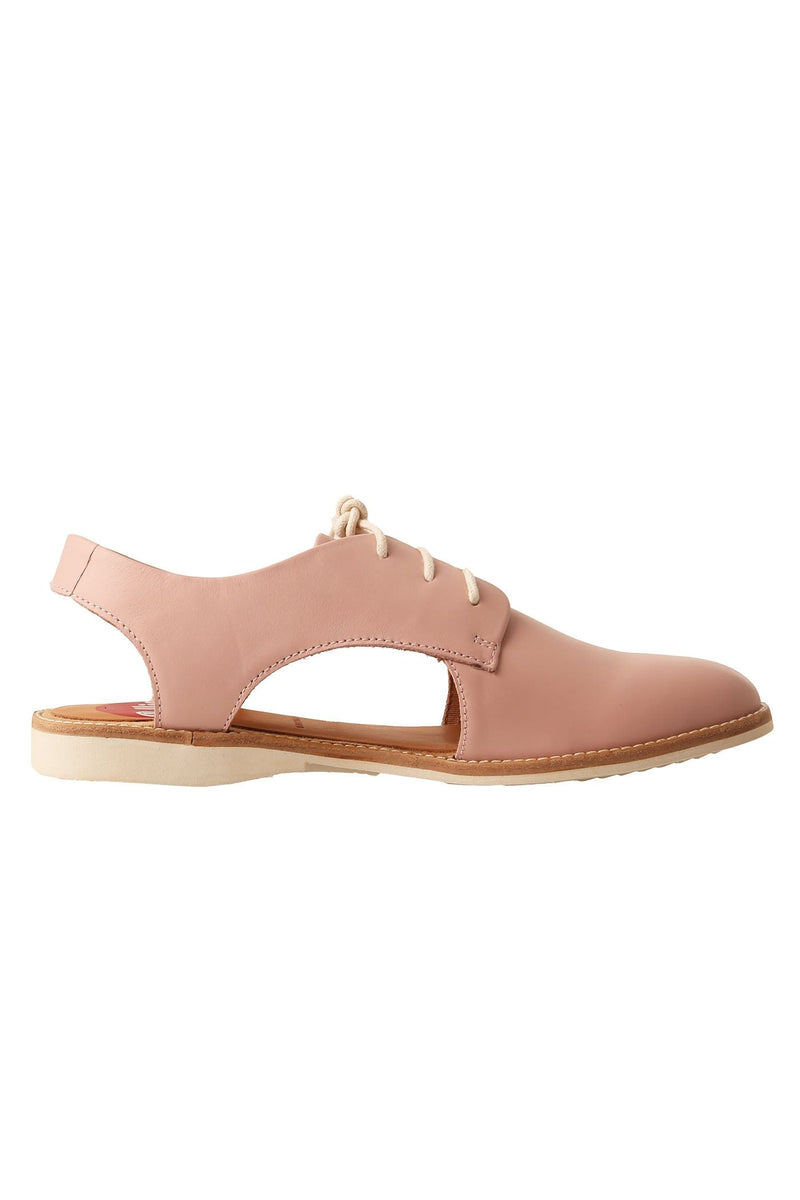 Slingback Snow Pink Rollie - Jean Jail