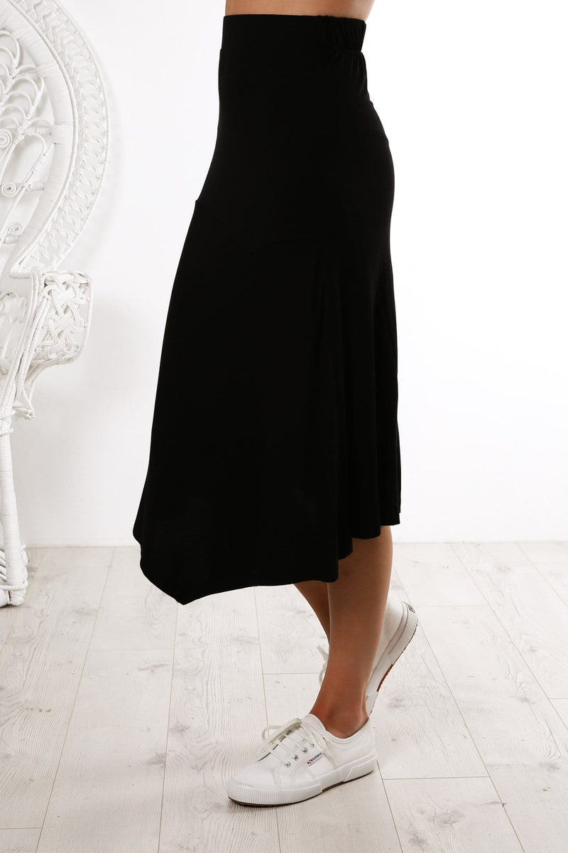 San Pablo Skirt Black