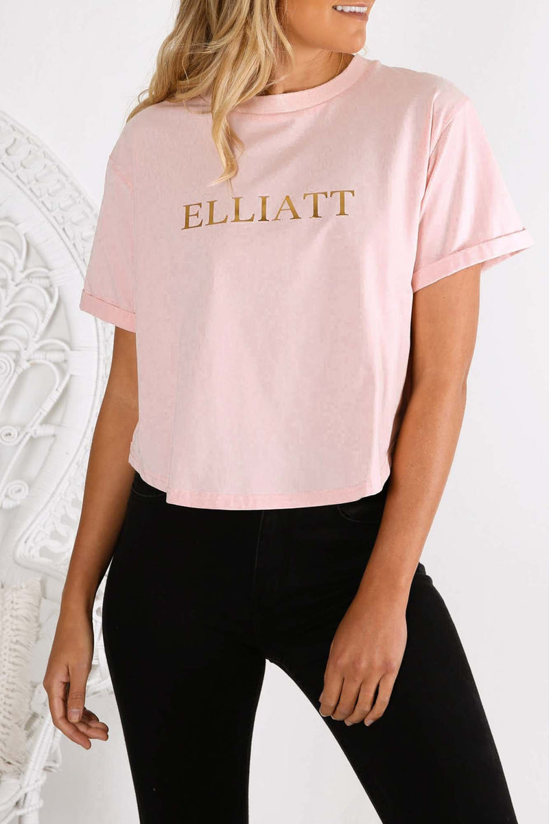 Scene Tee Blush Elliatt - Jean Jail