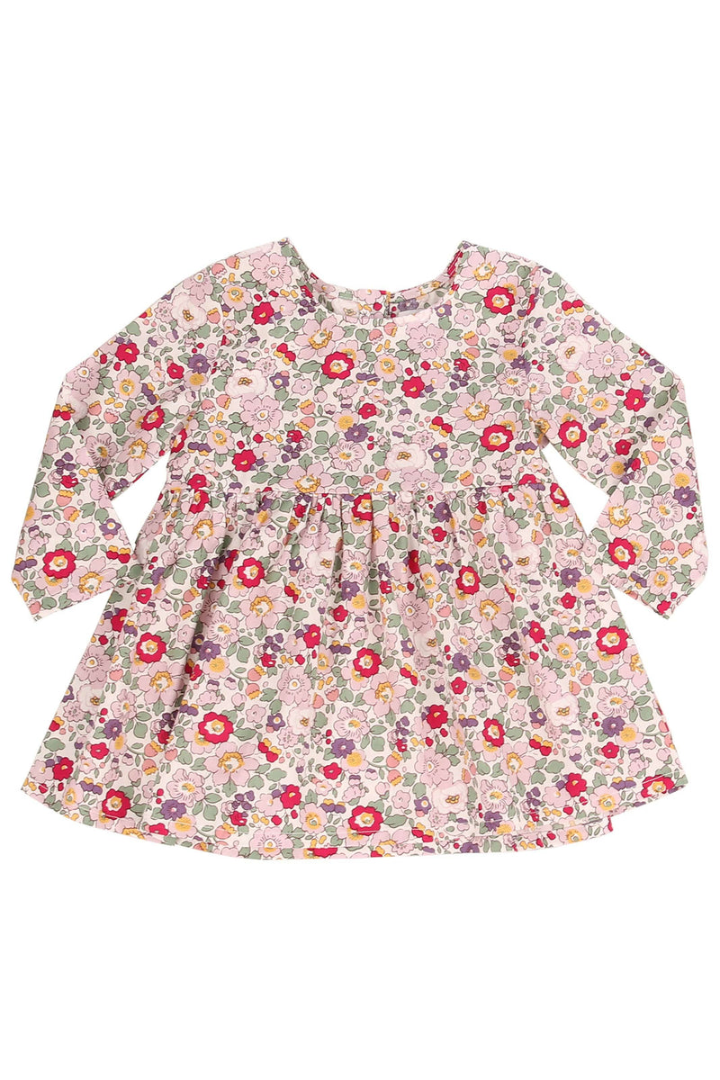 Seasons Dress Blooms