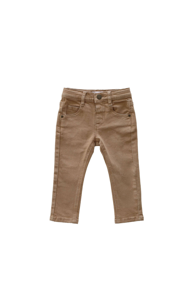Slim Fit Jean Wheat