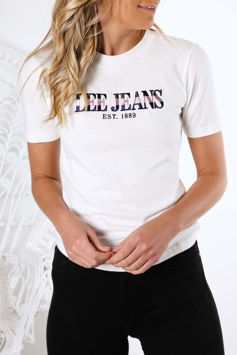 Slim Tee Natural Lee - Jean Jail