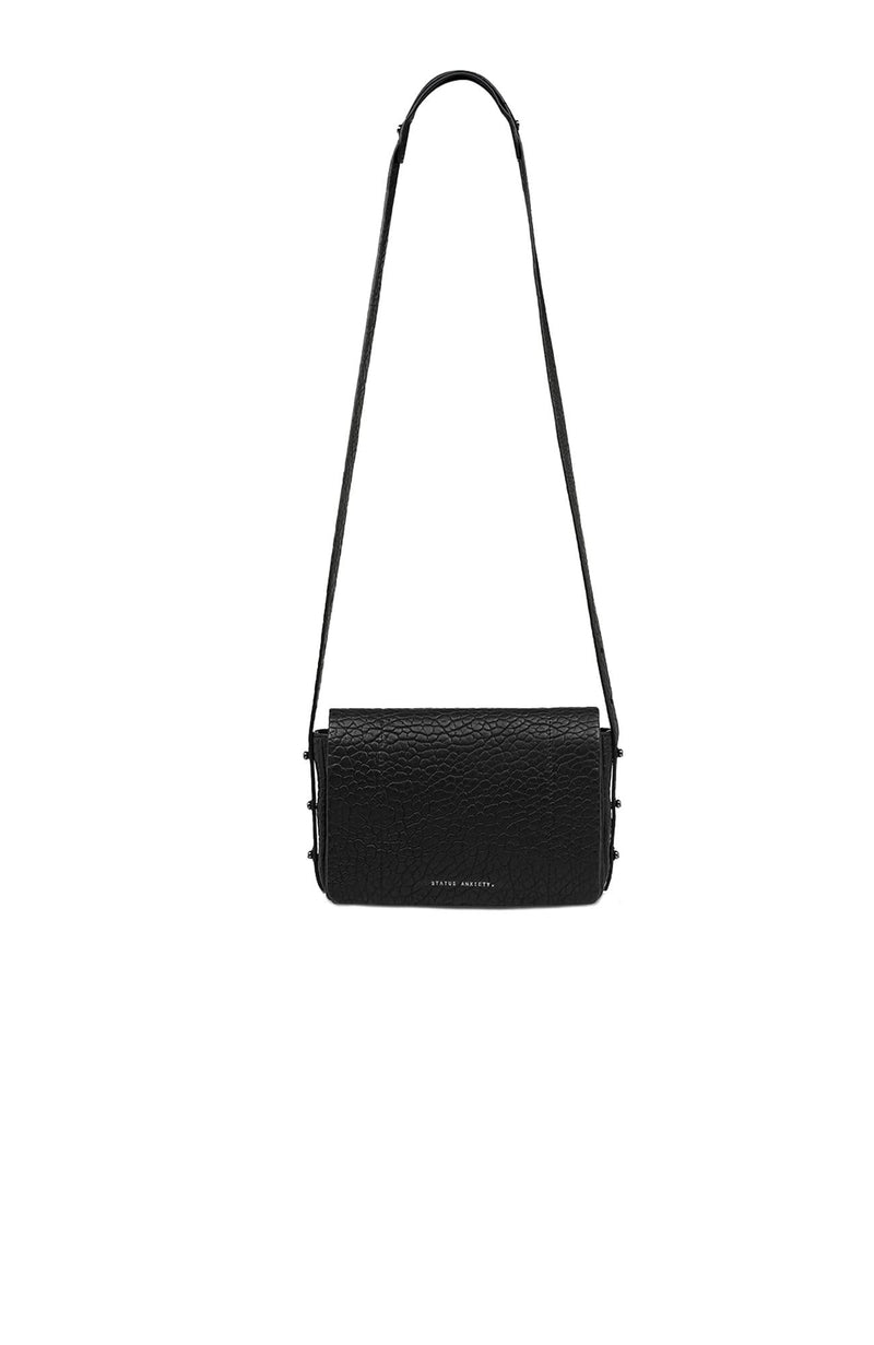 Succumb Bag Black Bubble
