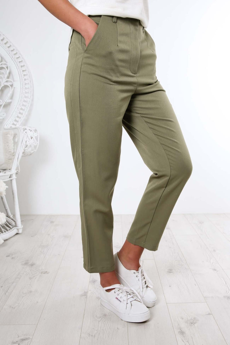 Sundial Pant Light Khaki The Fifth Label - Jean Jail