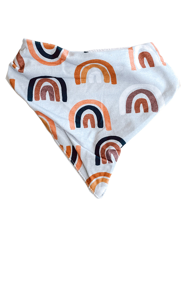 Sunset Rainbow Limited Edition Dribble Bib