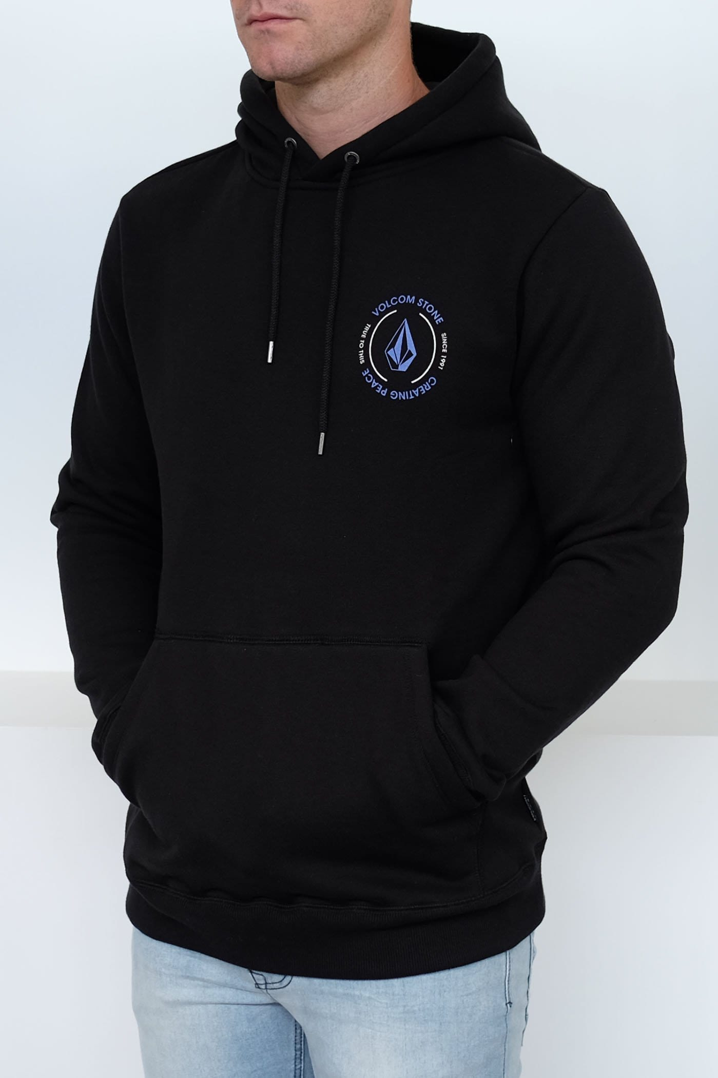 Supply Stone Pullover Black