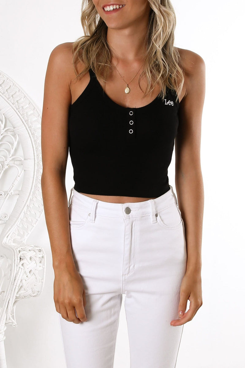 Sweet Cami Black