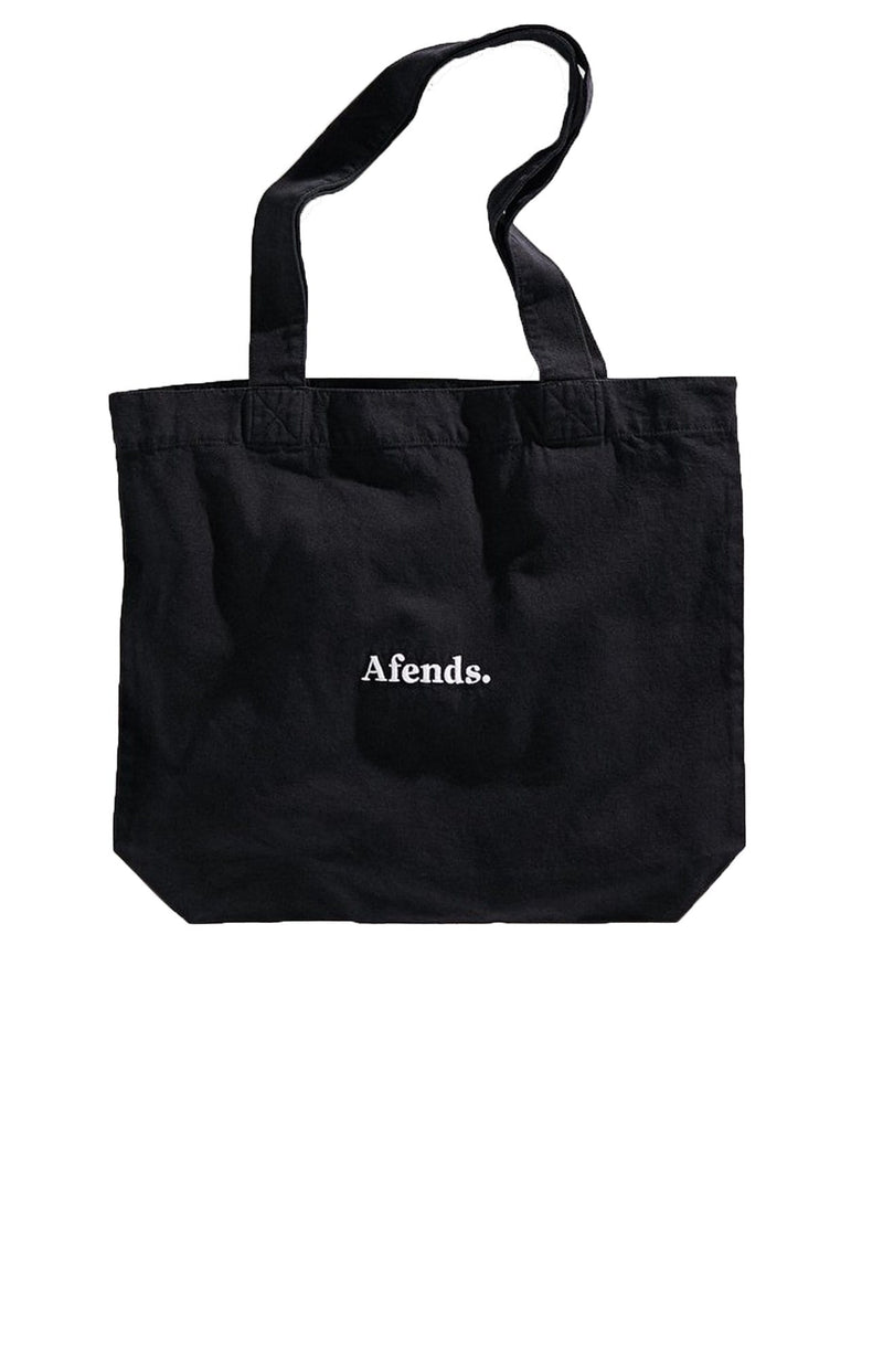 Perch Up Tote Bag Black