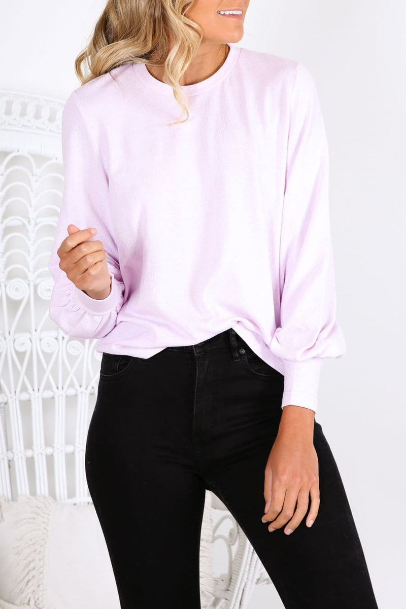 Tower Longsleeve Top Lilac The Fifth Label - Jean Jail