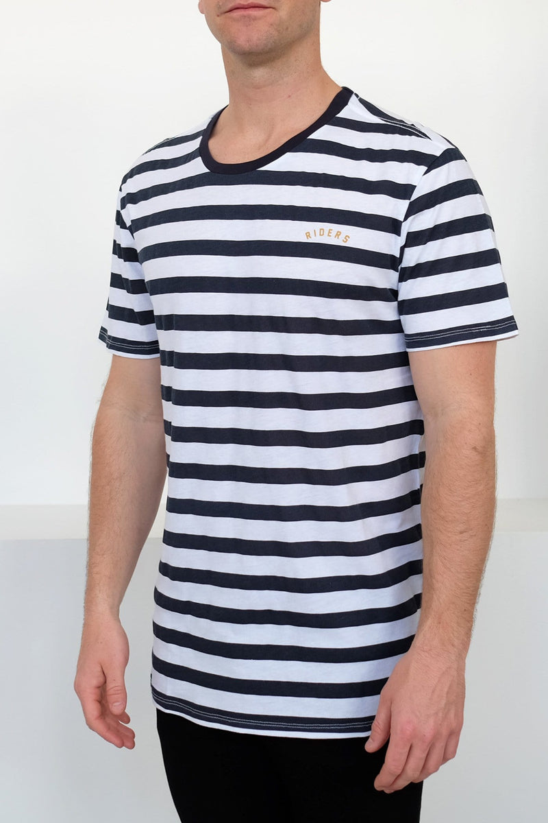Trademark Tee Midnight Stripe