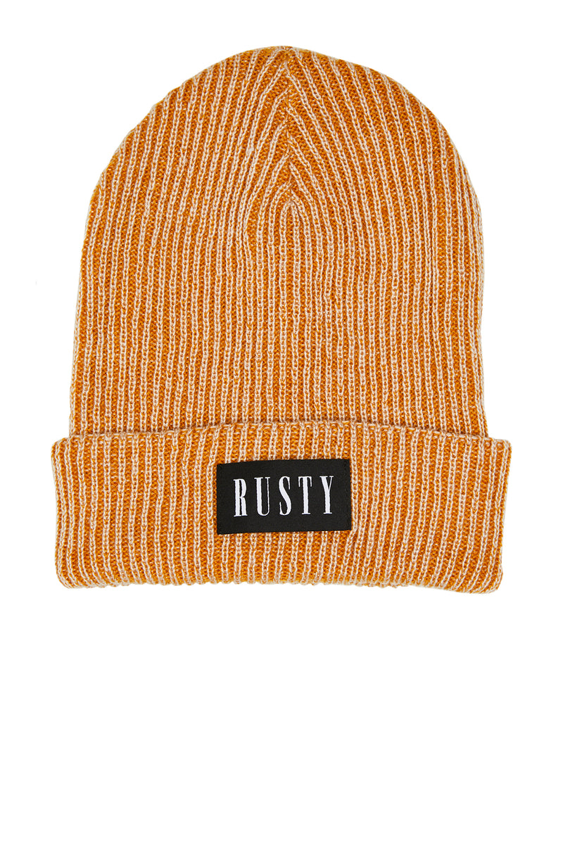 Tunnel Beanie Inca Gold