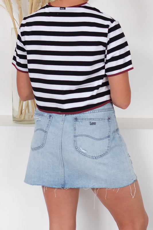 Unity Fashion Top White - Jean Jail a6a54afccdd