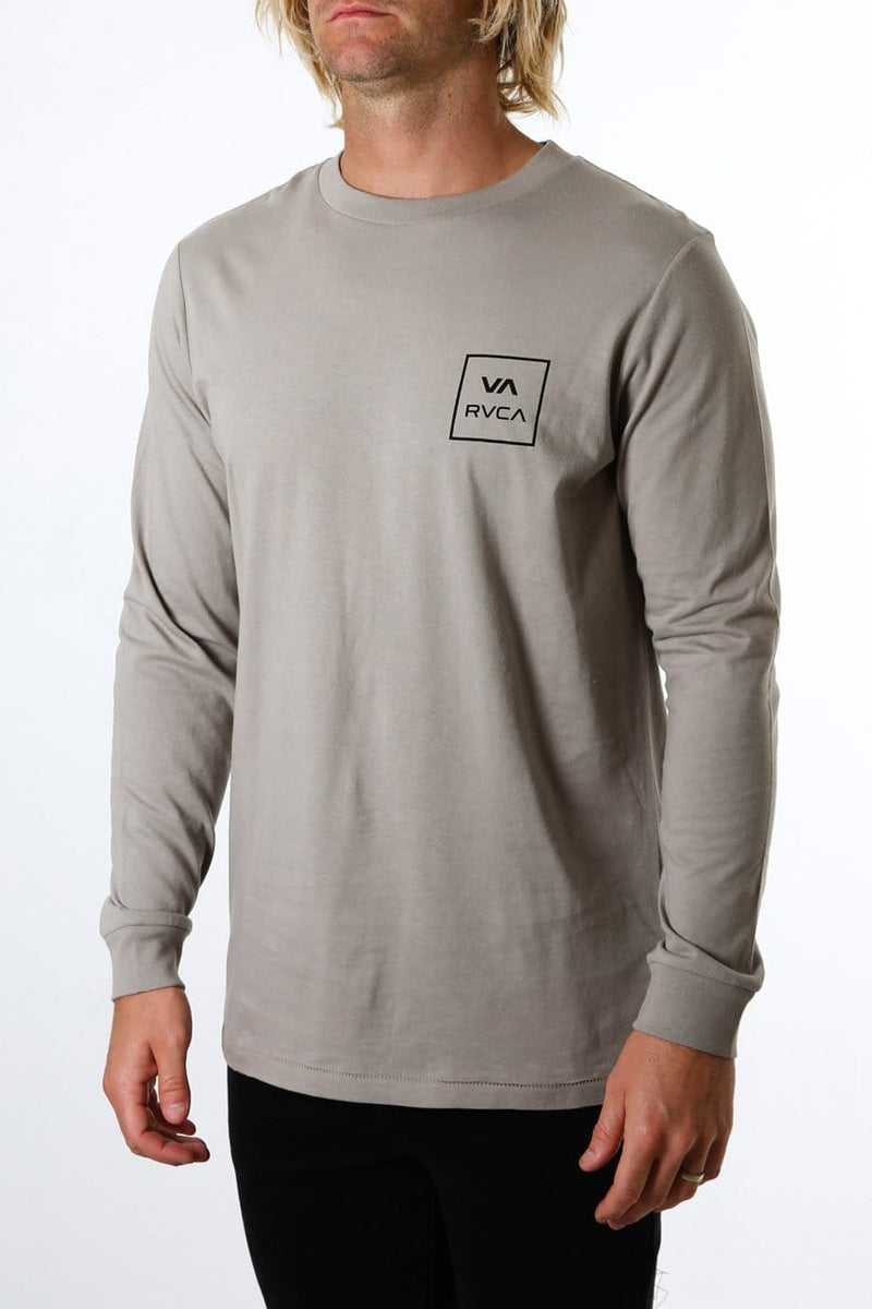 Va All The Ways Long Sleeve Tee Overcast