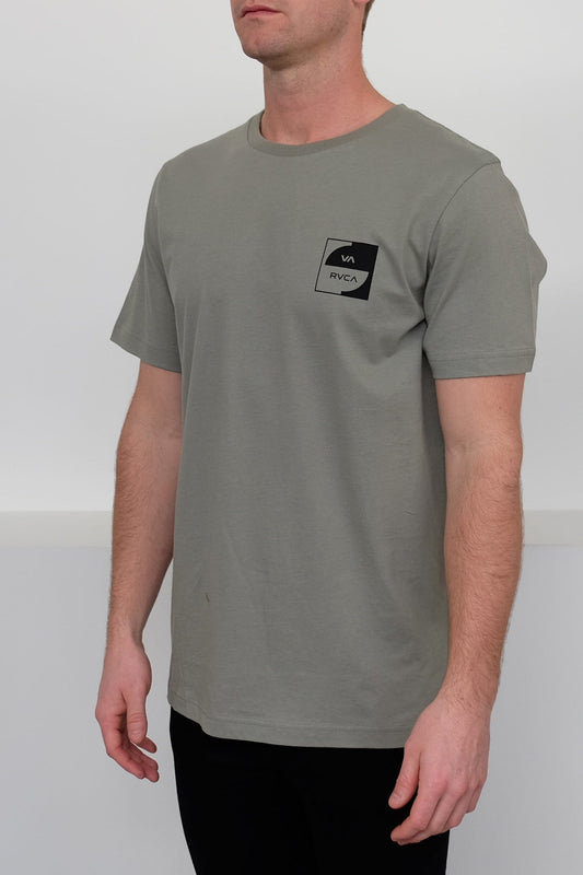 VA Squircle Tee Sage