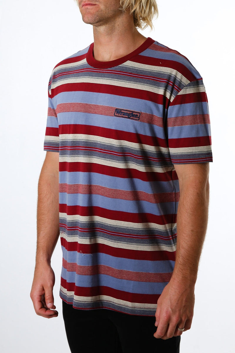 Vedder Tee Brick Stripe
