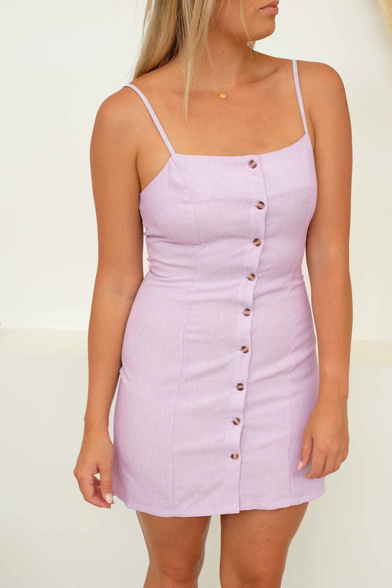 Viva Dress Lilac The Fifth Label - Jean Jail