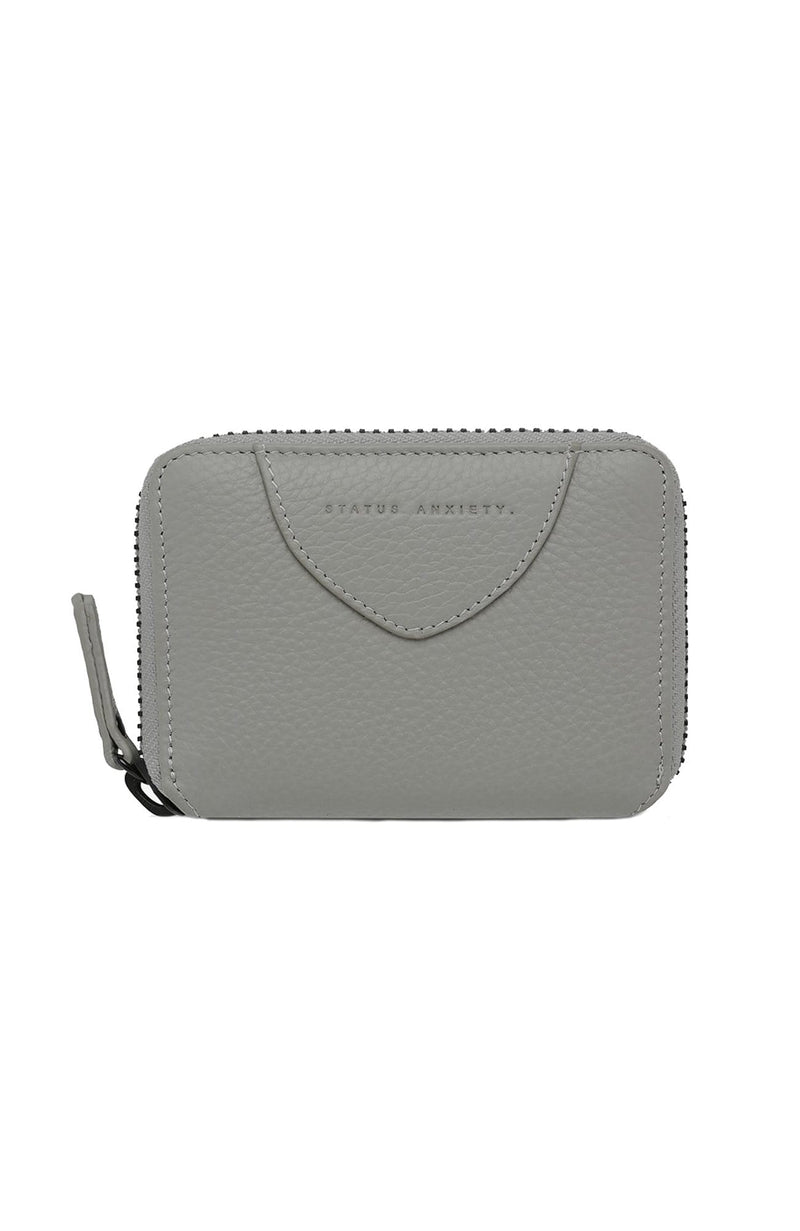 Wayward Wallet Light Grey