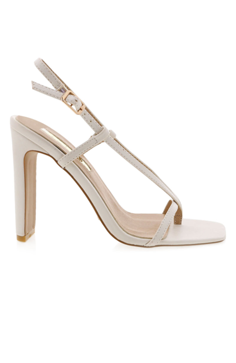 Yael Heel Off White