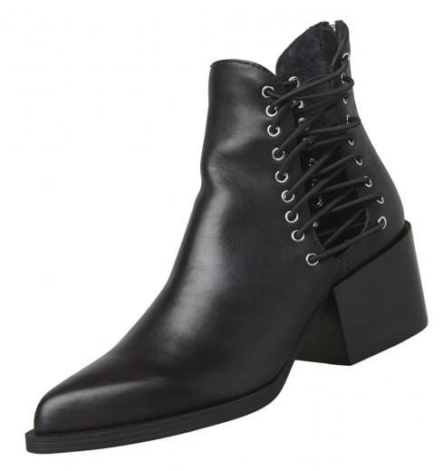 Edme Boot Black Windsor Smith - Jean Jail
