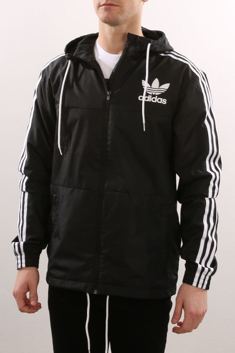 CLFN Windbreaker Black adidas - Jean Jail