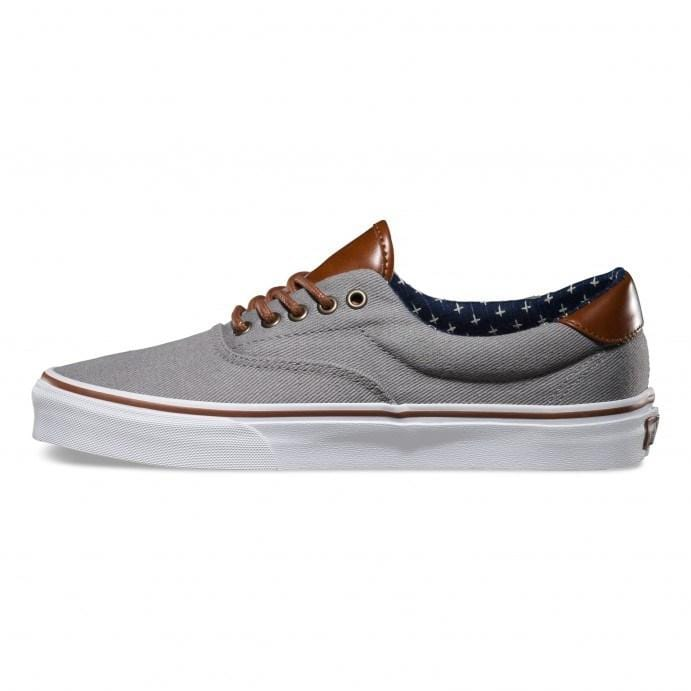 Vans - Era 59 Frost Grey Vans - Jean Jail