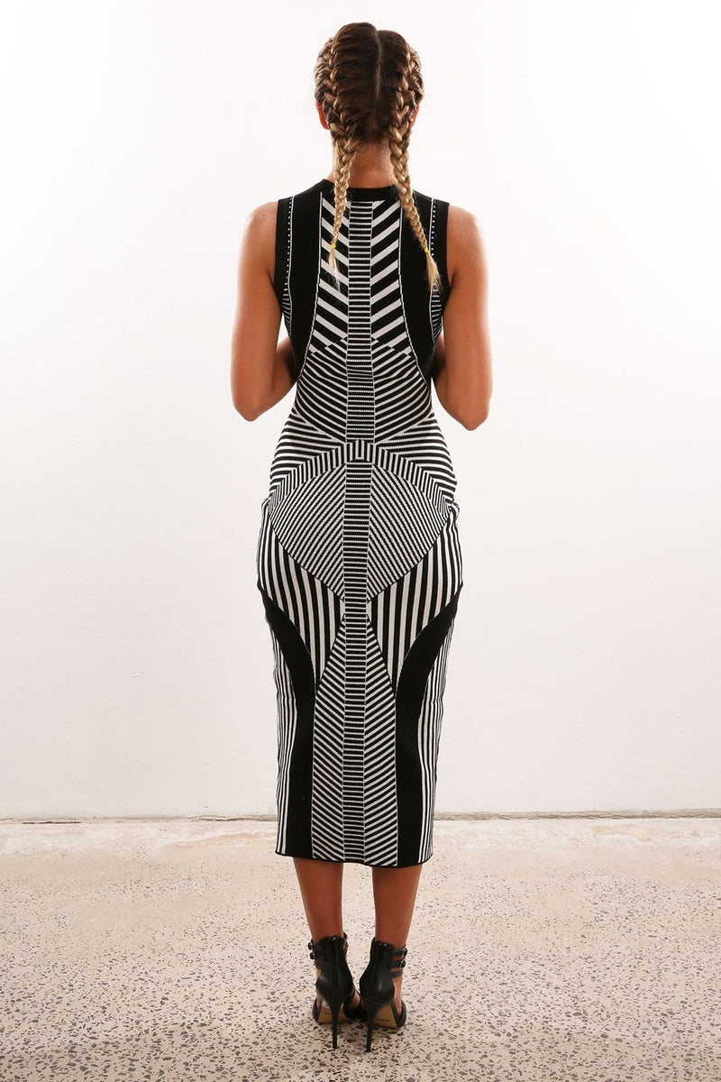 Always Like This Dress Finders Keepers - Jean Jail