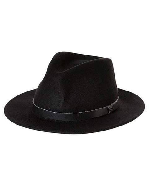 Messer Fedora Black Brixton - Jean Jail