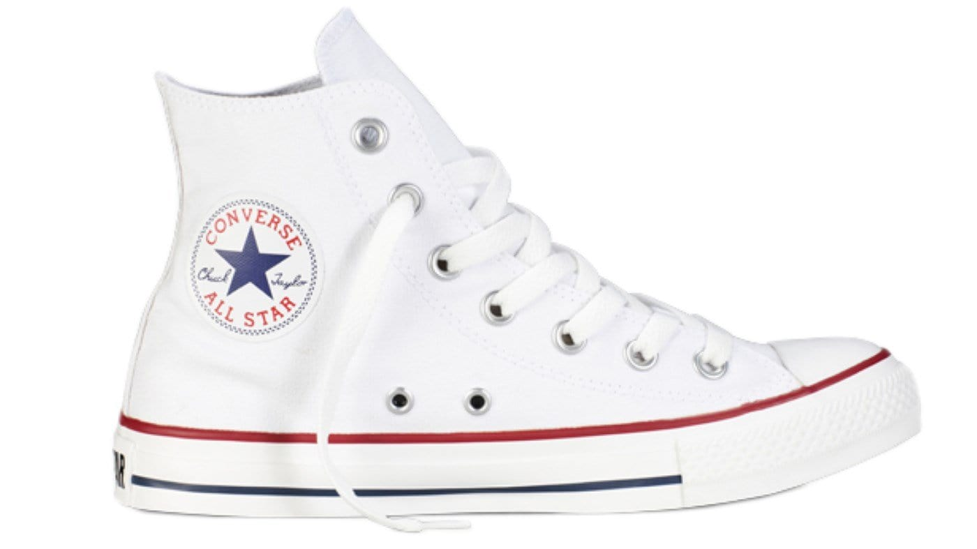 Chuck Taylor All Star Hi Top Optical White