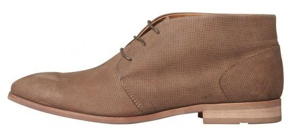 Chills Taupe Nubuck Windsor Smith - Jean Jail